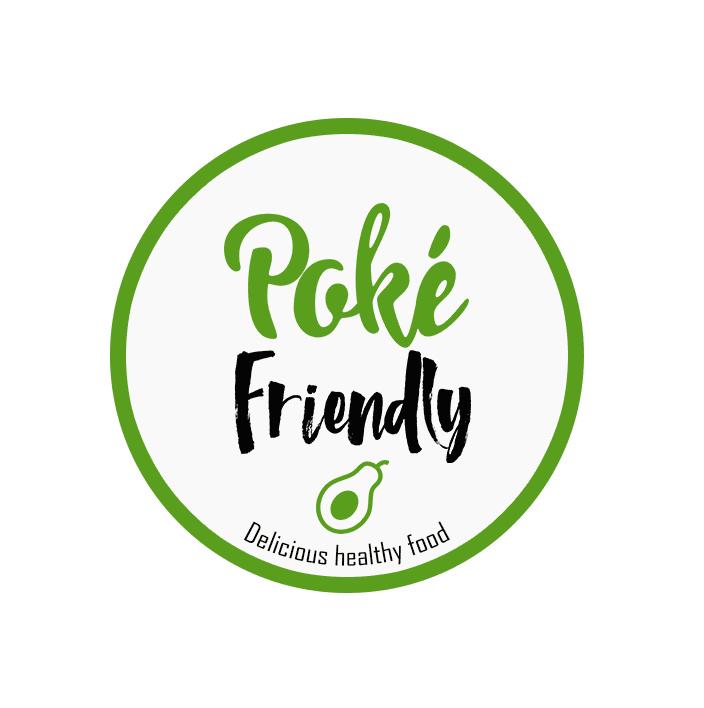 Logotipo Poke Friendly